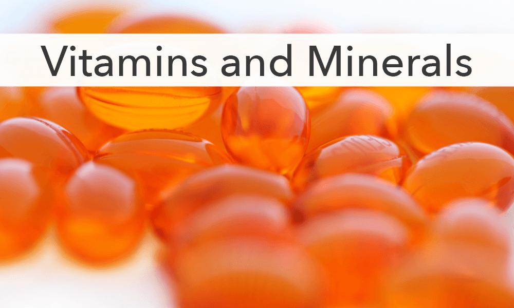 VitalBulk Vitamins and Minerals
