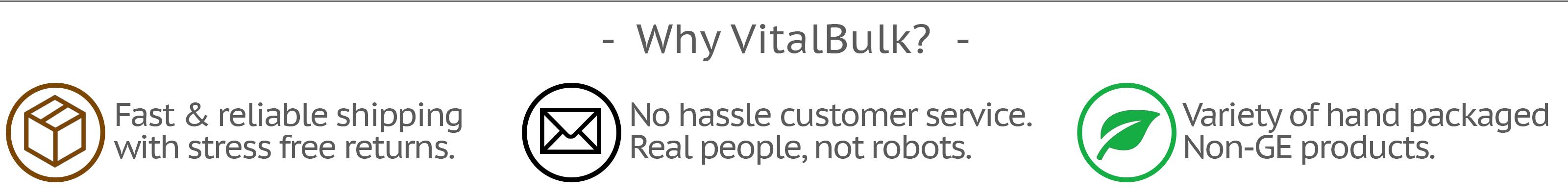 Why VitalBulk?